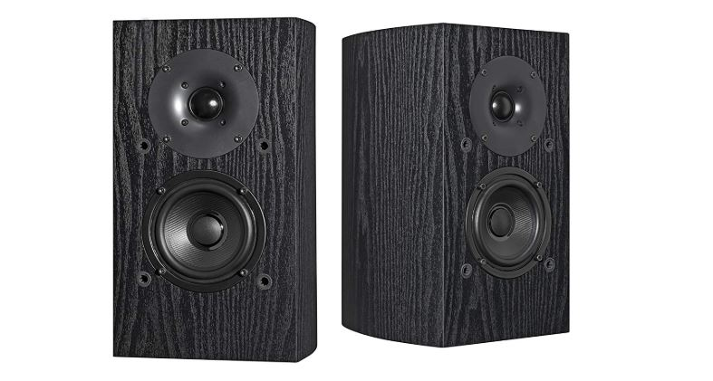 Pioneer SP-BS22-LR speakers front