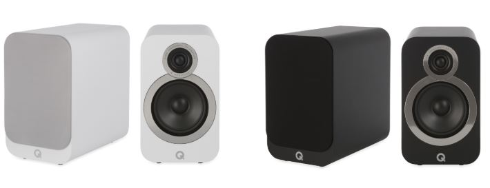 Q-Acoustics 3020i Speakers