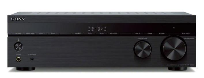 Sony STR-DH590 Receiver Front