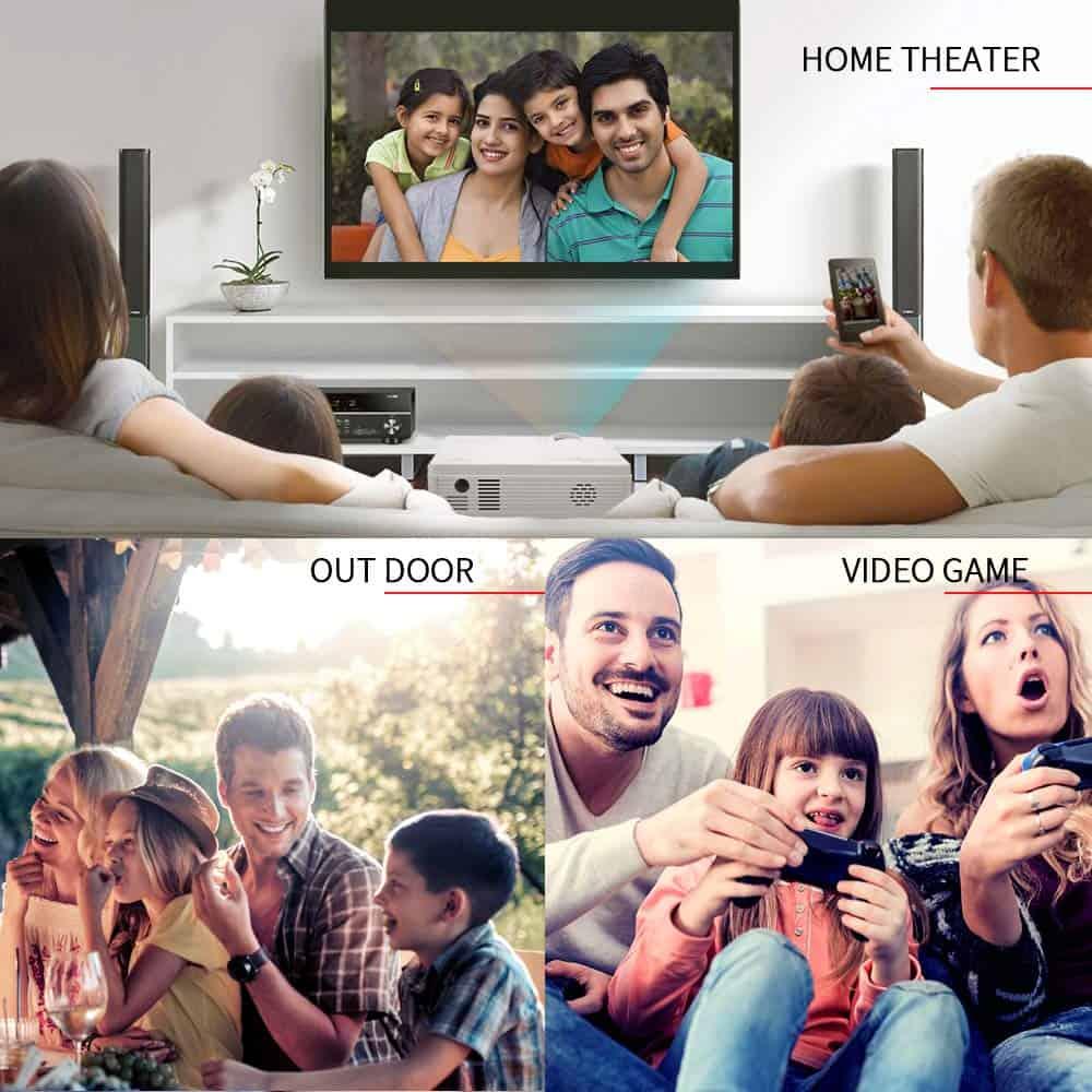 Vankyo Leisure 3 Multi-Media