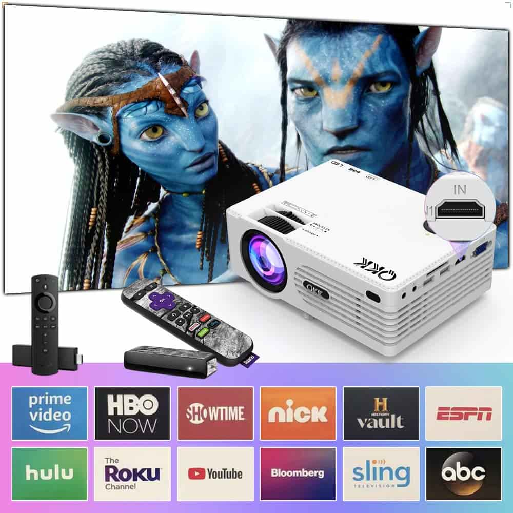 Vankyo Leisure 3QKK Mini Projector Avatar