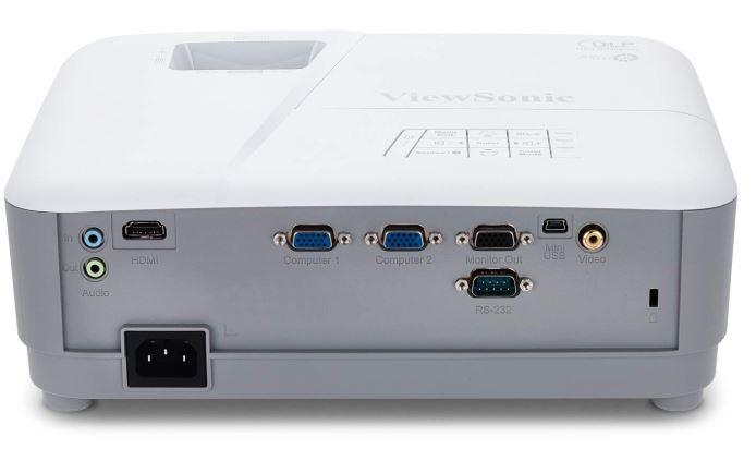 Viewsonic PA503S Back