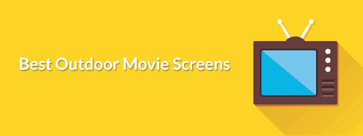 Outdoor Movie Screen template