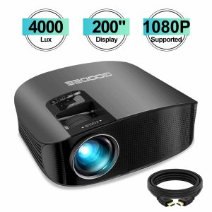 GooDee HD Video Projector