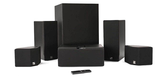 Enclave Audio CineHome 5.1 1
