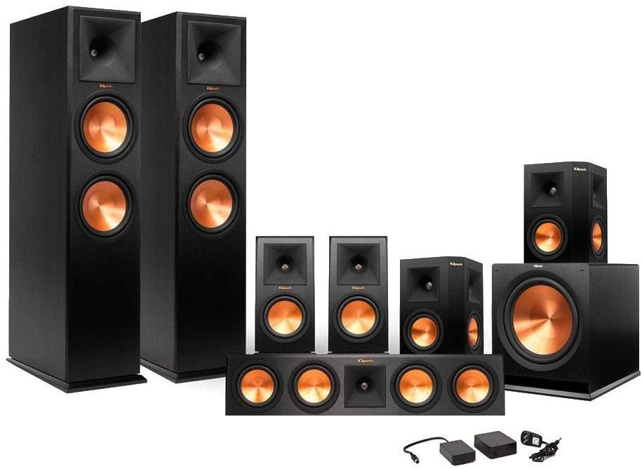 7.1 home theater system 2