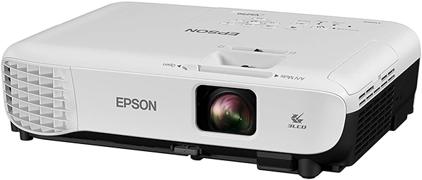 Epson VS250 business presentation projector
