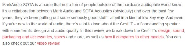 MarkAudio-SOTA Cesti T Review intro