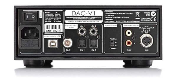Naim DAC-V1 2