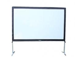 Visual Apex – Portable Outdoor Projector Screen